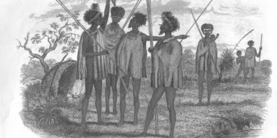 Natives of Western_Australia Discoveries in Australia