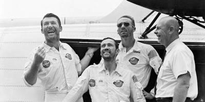 Nasa Apollo 7 22 ottobre 1968