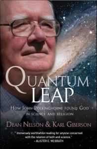 Quantum Leap John Polkinghorne