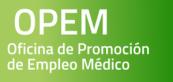 Oficina promocion empleo médico