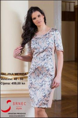 Ženska haljina MERIDA Srnec Style