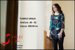 Tunika VANJA Srnec Style