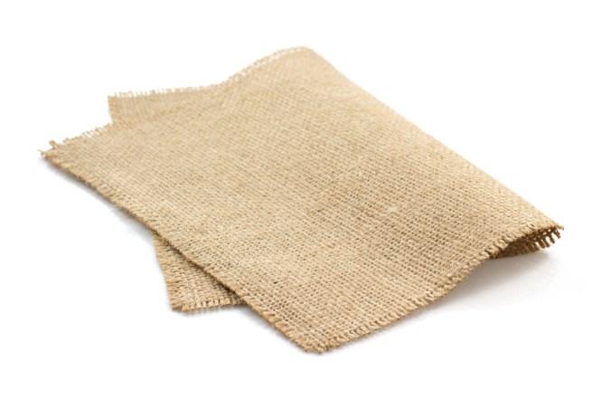natural fiber placemat