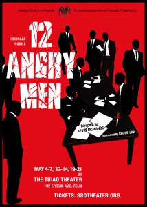 12 angry men book