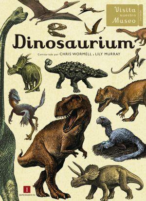 libro de dinosaurios para niños, libros informativos, grandes libros ilustrados