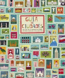 guía de ciudades para niños, libros sm, libros para regalar,