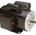 Century electric pressure washer motor C213 2HP 1725 RPM 56HC frame