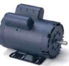 Leeson electric pressure washer motor Catalog E113632.00 2HP 3450 RPM 56 frame