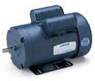 Leeson electric pressure washer motor 110142.00 Model M6C34FB2G 1HP 3450 RPM 56 frame