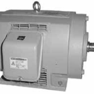 GE motor Catalog E721 Model 5KS182ATE105, 5HP, 3600 RPM, 182T frame