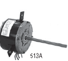 Century electric motor 513A 	1/6,1/8,1/10HP, 1040 RPM 3 Speed, 208-230VAC, 48Y Frame