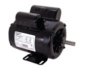 AIR COMPRESSOR MOTORS Single Phase AC