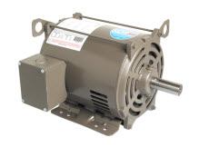 CENTURY AO SMITH BELT-DRIVE ELEVATOR MOTORS Three Phase AC