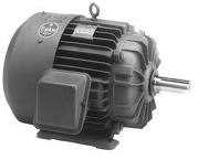 THREE PHASE AC MOTORS – Totally Enclosed Fan Cooled (TEFC) Rigid Base