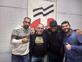 Programa No Mundo do Samba. Foto: SRzd