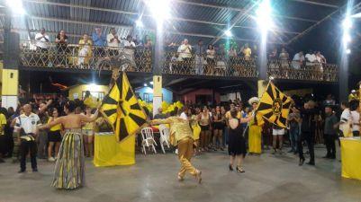 Final de samba da São Clemente 2018. Foto: Eliane Pinheiro
