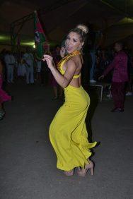 Fiama Amorim brilha em festa na Barroca Zona Sul. Foto: Araújo - Azzi Agency