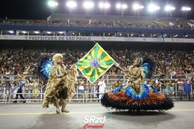 Desfile 2018 da Unidos do Peruche. Foto: SRzd – Wadson Ferreira