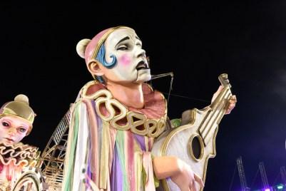 Desfile Mangueira 2018. Foto: Leandro Milton/SRzd