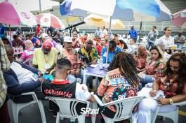 Apuração do Carnaval de SP 2018. Foto: SRzd - Wadson Ferreira