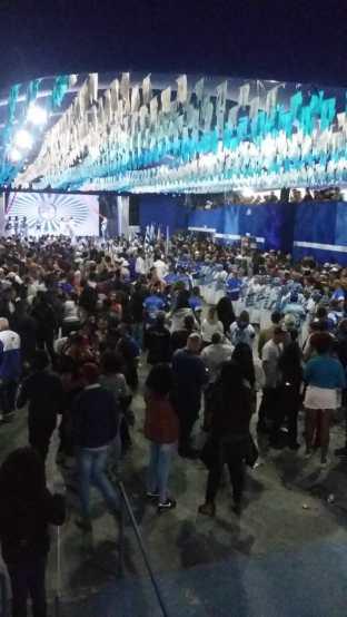 Lançamento do enredo 2019 da Nenê de Vila Matilde. Foto: SRzd – Guilherme Queiroz