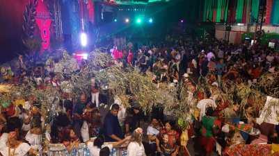 Lançamento de samba-enredo da X-9 Paulistana. Foto: SRzd – Guilherme Queiroz