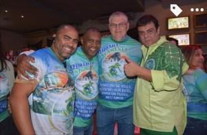 Unidos da Barra da Tijuca estreará no Carnaval 2019. Foto: Angela Gastaldi