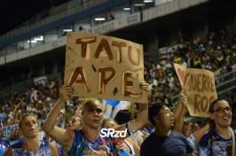 1º ensaio técnico da Acadêmicos do Tatuapé. Foto: SRzd – Claudio L. Costa