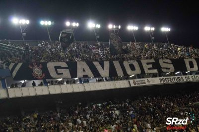 2º ensaio técnico da Gaviões da Fiel. Foto: SRzd – Fausto D'Império