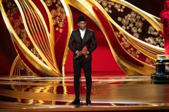 """Mahershala Ali venceu o Oscar de melhor ator coadjuvante por """"Green Book – O Guia"""" (Foto: Divulgação – Crédito: Aaron Poole / ©A.M.P.A.S.)."""