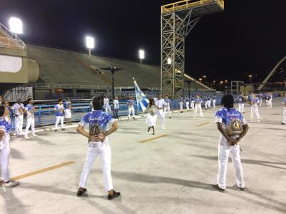 Ensaio técnico da Vila Isabel (10/02/19). Foto: SRzd
