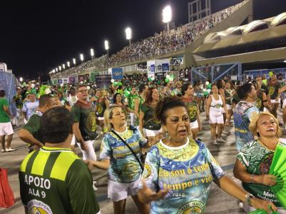 Ensaio técnico da Mocidade Independente (10/02/19). Foto: SRzd