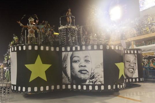 Desfile Acadêmicos de Santa Cruz 2019. Foto: Leandro Milton/Srzd