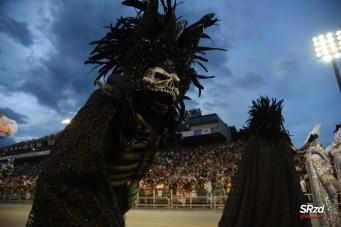 Desfile 2019 da Gaviões da Fiel. Foto: SRzd – Ana Moura