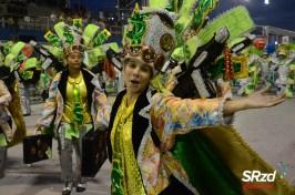 Desfile 2019 da X-9 Paulistana. Foto: SRzd – Cláudio L. Costa