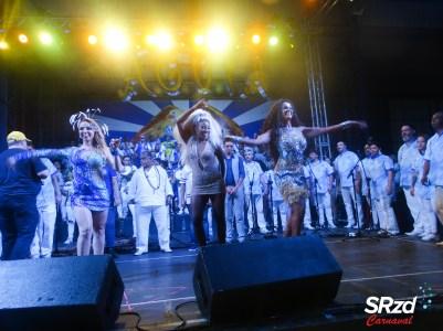 Festa de aniversário e lançamento do enredo 2020 da Águia de Ouro. Foto: SRzd – Fausto D'Império