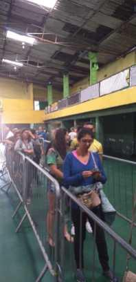Eleições na Unidos do Peruche - Foto - SRzd
