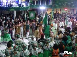 Lançamento do enredo 2020 da Camisa Verde e Branco em homenagem à Carlinhos Brown. Foto: SRzd - Fausto D'Império