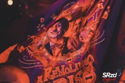 Lançamento do enredo 2020 da Dragões da Real. Foto: SRzd – Bruno Giannelli