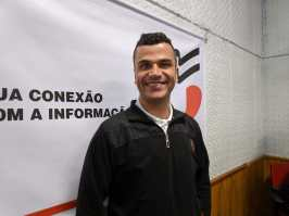 Mestre-sala Luizinho. Foto: SRzd