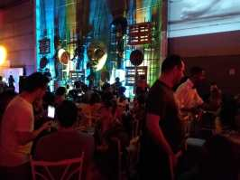 Espetáculo Matrizes, da Mangueira. Foto: Rachel Valença