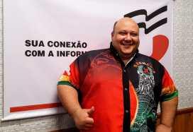 Douglas Pinto. Foto: SRzd