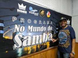 Carlos Jr. Foto: Rádio Trianon