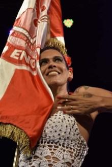 Mônica Menezes na Engenho da Rainha. Foto: Arquivo pessoal