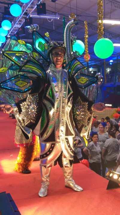 Apresentação das fantasias da Unidos de Vila Maria para o Carnaval 2020. Foto: Divulgação