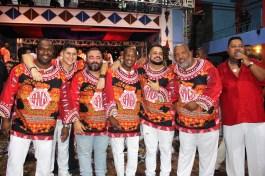 Festa de coroação da rainha e apresentação do samba da Bangu para 2020. Foto: Emerson Pereira/Divulgação