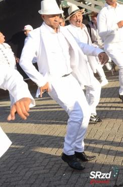 Torcida Jovem na festa de lançamento do CD do Carnaval 2020. Foto: SRzd – Cláudio L. Costa