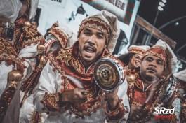 Desfile das campeãs 2020 da Mocidade Alegre. Foto: SRzd – Bruno Giannelli