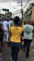 Sepultamento de Luizinho Drumond. Foto: SRzd