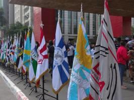 Escolas de samba prestam homenagem a Bruno Covas. Foto: Reprodução